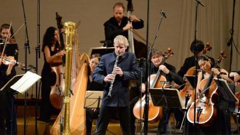 Amsterdam Sinfonietta latest news